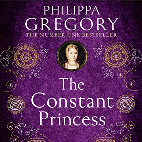 Couverture de The Constant Princess