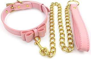 Bell Choker Collar Necklace Lolita Bow Collar Cat Kitty...