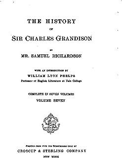 The History of Sir Charles Grandison - Vol. VII