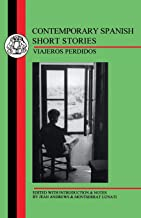 Contemporary Spanish Short Stories (Spanish Texts)