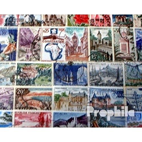 Timbres pour les collectionneurs Am/érique 50 diff/érents timbres