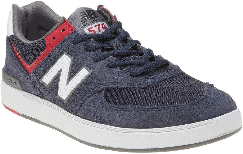 New Balance 574 Herren Turnschuhe Navy