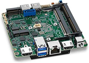Intel NUC7i3DNBE Desktop Motherboard - Intel Core i3 i3-7100U Dual-core (2 Core) 2.40 GHz - Ultra Compact - 1 x Processor Support - 32 GB DDR4 SDRAM Maximum RAM - 2.13 GHz Memory Speed Supported - SoD
