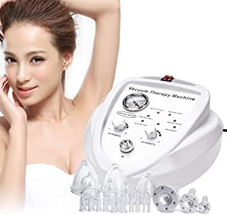 Titoe Vacuum Therapy Machine Massage Body Shaping Lymph Drainage Spa Skin Rejuvenation Machine with 24 Cups and 3 Pumps