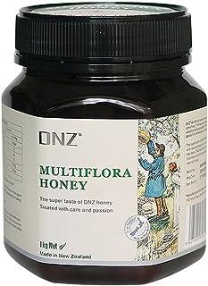 【新西兰进口】DNZ 多花种蜂蜜 原装进口大瓶实惠装 1000g