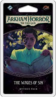 Fantasy Flight Games AHC31 Arkham Horror Lcg: The Wages of Sin