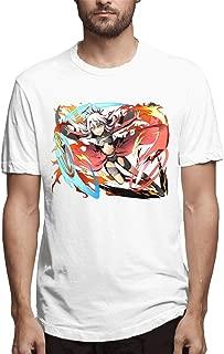Men's Fate Kaleid Liner Prisma Illya - Chloe Von Einzbern Short Sleeve Top T-Shirt