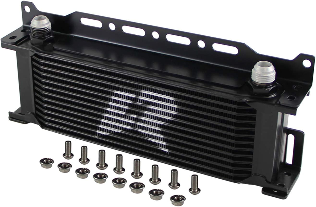 13Row AN10-10AN Oil cooler Transmission Alum Engine Universal All stores Japan Maker New are sold