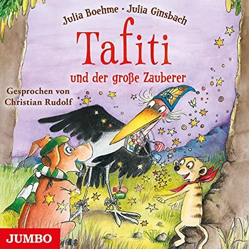 Tafiti und der große Zauberer Titelbild