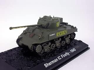 Amercom Sherman Firefly Medium Tank 1/72 Scale Diecast Model