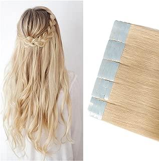 Best blonde tape in hair extensions Reviews