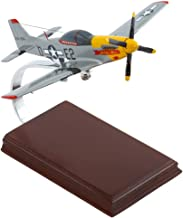 Mastercraft Collection Mustang Fighter w/ Rolls-Royce Merlin Engine P-51D Mustang Detroit Miss Model Scale:1/48
