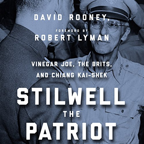 Stilwell the Patriot audiobook cover art