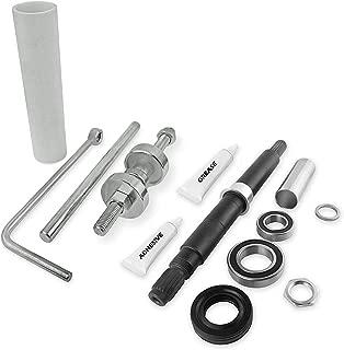 W10435302 & W10447783 Bearing and Tub Seal Kit + Bearing Installation Tool by PartsBroz - Replaces AP5325033, 2118925, AH3503261, EA3503261, PS3503261, AP5325072, 2119011, AH3503307, PS3503307