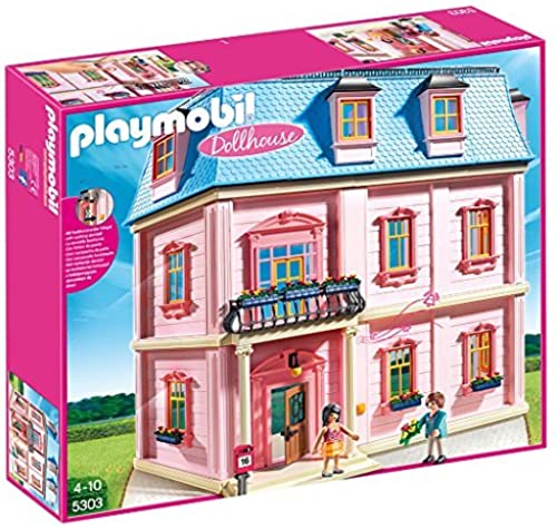 PLAYMOBIL Deluxe Dollhouse by PLAYMOBIL