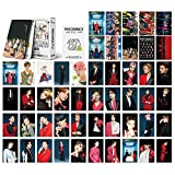 NCT2020 LOMO Cards 54Pcs NCT RESONANCE Pt.2 New Album Cards 2021 NCT Poster Postcards photo cards