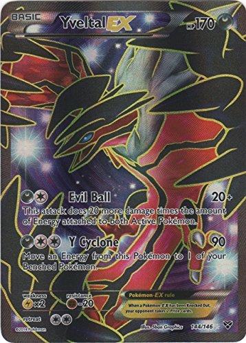 Pokemon - Yveltal-EX (144/146) - XY - Holo