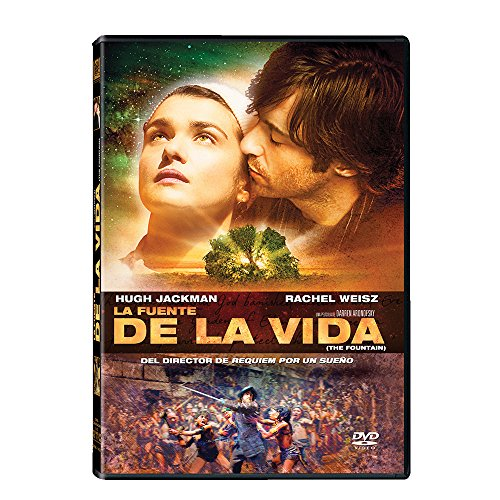 The Fountain (La Fuente de la Vida) [NTSC/REGION 1 & 4 DVD. Import-Latin America]