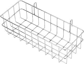 ルミナス 全ポール径共通パーツ 収納性アップパーツ バスケット ワイドタイプ(幅25cm) 幅25×奥行10×高さ7cm LSK-B2507