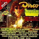Disco Light Orchestra - Disco Sensation - Delta Music - DA 2074