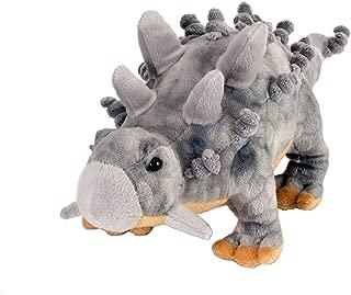 Wild Republic Ankylosaurus Plush, Dinosaur Stuffed Animal, Plush Toy, Gifts For Kids, Dinosauria 10 Inches