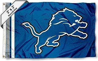 Wincraft Detroit Lions 2x3 Feet Flag