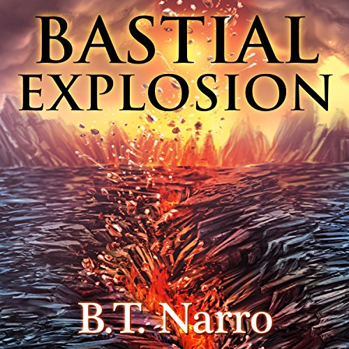 Bastial Explosion audiobook cover art