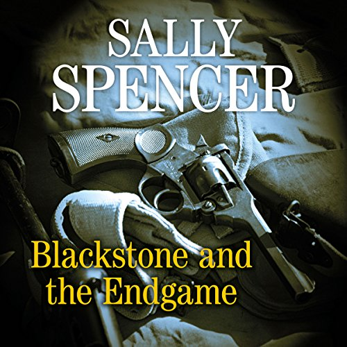 Blackstone and the Endgame audiobook cover art