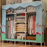 Closet Storage Closet Clothes Portable Estante Armario Ropa de pie Armario de guardarropa Almacenaje Closet Ropa Portátil Closet Organizer Closets Wardrobe Closet Organizer Shelf Wardrobe