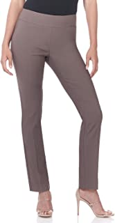 161808c747a Rekucci Women s Ease in to Comfort Straight Leg Pant with Tummy Control