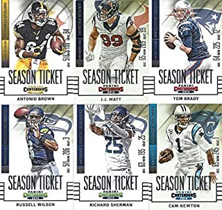2014 Panini Contenders NFL Football Card Set Complete M (Mint)