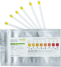simplexhealth TOTAL dureza agua Tiras Reactivas (10 TIRAS )