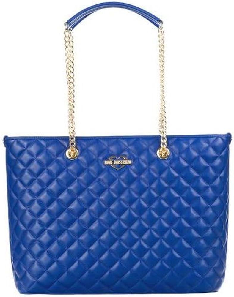 Moschino, borsa per donna,in nappa pu trapuntata JC4005PP14