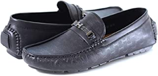 Moc 58 Loafers for Men (9.5 UK / 10.5 US, BLACK)
