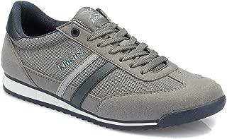 Kinetix Halley Tx M Gri Lacivert Erkek Sneaker Ayakkabı