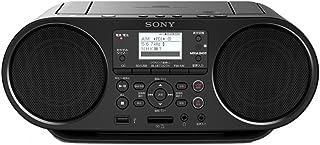 ソニー CDラジオ FM/AM/ワイドFM/Bluetooth対応 語学学習用機能/オートスタンバイ機能搭載 ZS-RS80BT