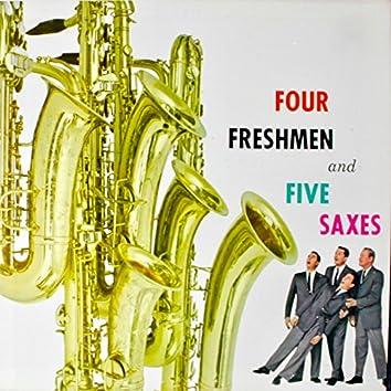 Four Freshmen and Five Saxes