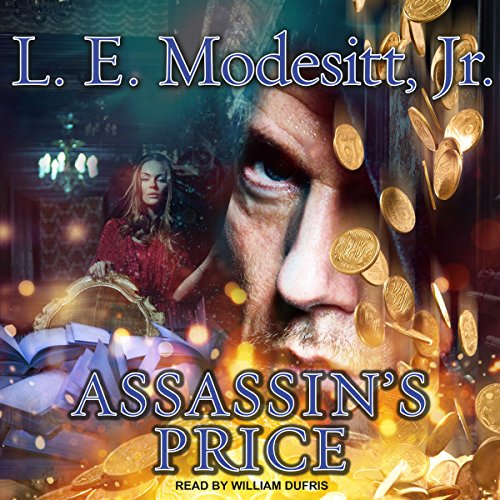 Assassin's Price audiobook cover art