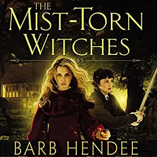 The Mist-Torn Witches audiobook cover art