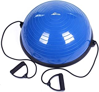 comprar comparacion Riscko Semiesfera de Equilibrio Balance Air Step 58 cm Bos Up Bola de Equilibrio Trainer