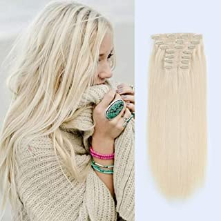Best clip in extensions remy hair Reviews
