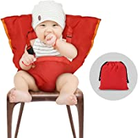 YISSVIC Baby Safety Seat Harness (Red)