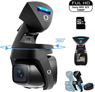 Matego Magnetic Dash Cam 1080p Car Driving Recorder Dashboard Camera With 32GB Card,WDR,Sony Night Vision Sensor,G-Sensor, Parking Mode, Loop Recording, Motion Detection,1.5''LCD Screen,150°Wide Angle