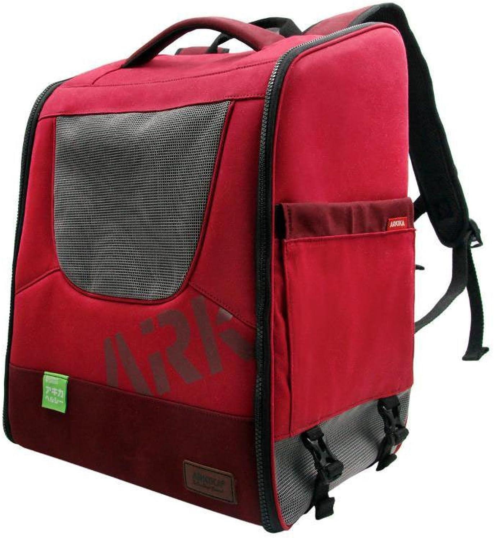 Aoligei Pet Bag wearResistant Out Backpack Shoulder Breathable Backpack