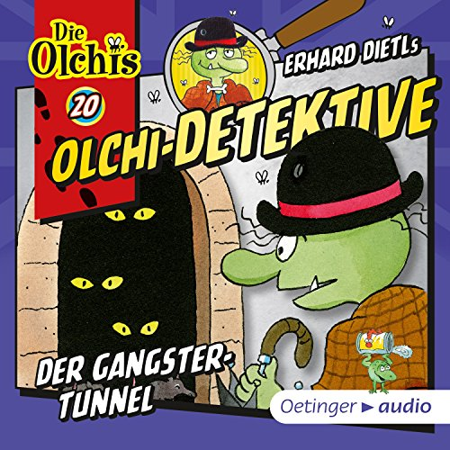 Der Gangster-Tunnel Titelbild