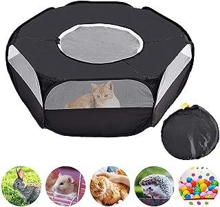fllyingu Pop-Up składany namiot klatkowy dla małych zwierząt, składany namiot dla małych zwierząt, kojec dla małych zwierz...