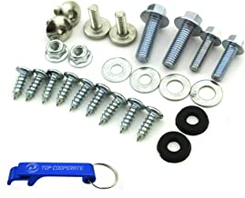 TC-Motor Plastic Fairing Tank Mount Screw Panel Bolts For Chinese CRF50 Pit Dirt Bike Motorcycle 50cc 70cc 90cc 110cc 125cc 140cc 150cc 160cc
