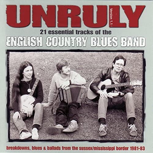 The English Country Blues Band