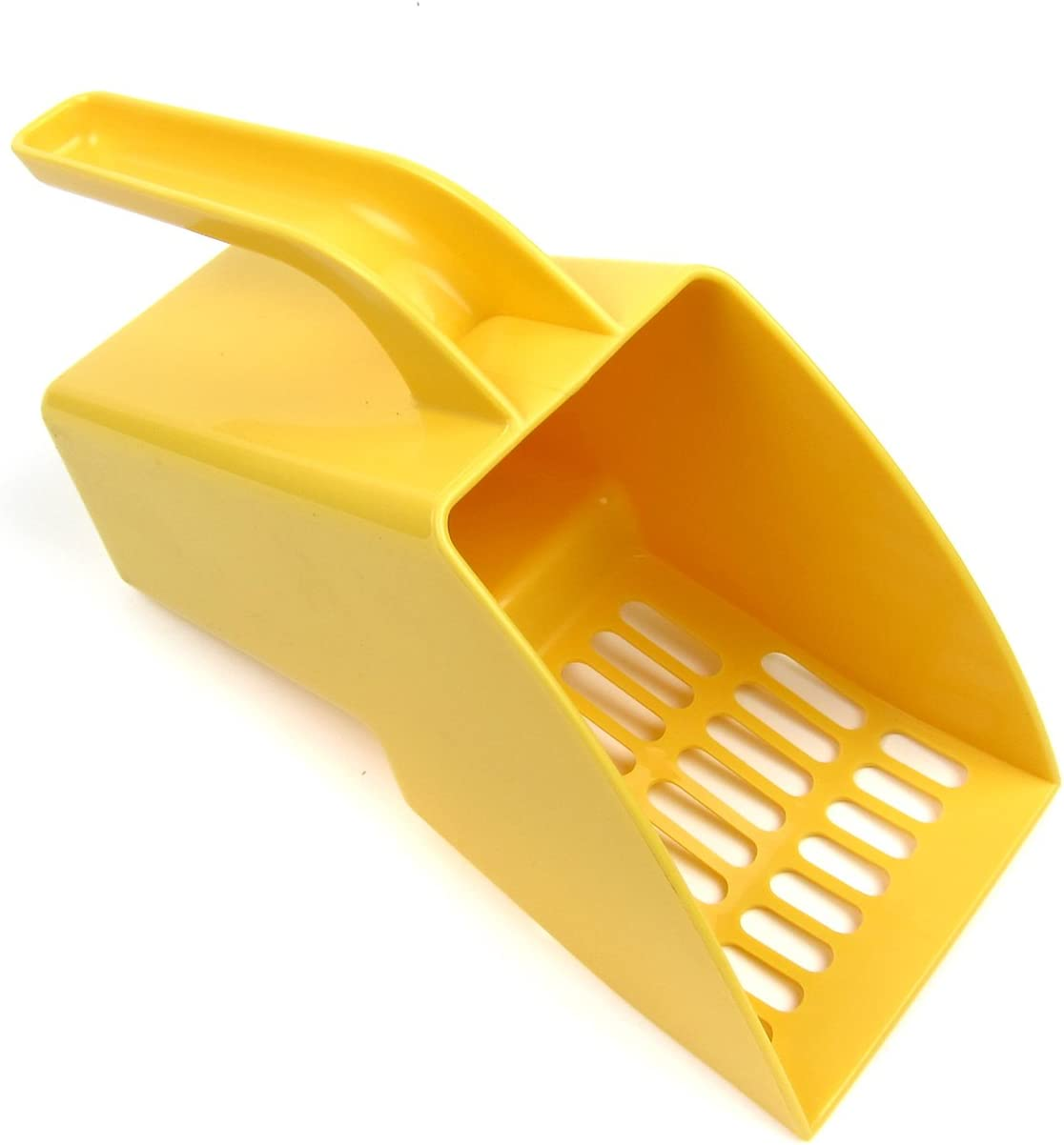 Alfie Pet - Wendel Litter 2-Piece Omaha Cheap mail order specialty store Mall Yellow Scoop Set Color: