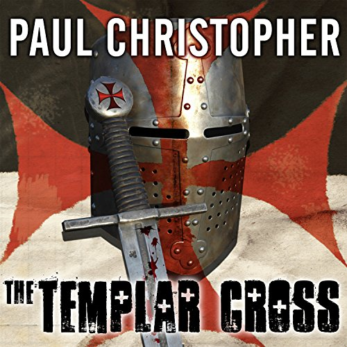 The Templar Cross audiobook cover art